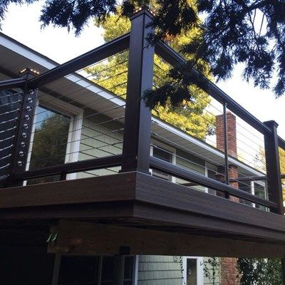 Deck in Smithtown - Picture 3748