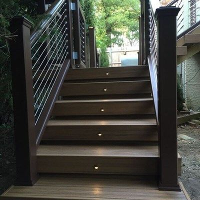 Deck in Smithtown - Picture 3749