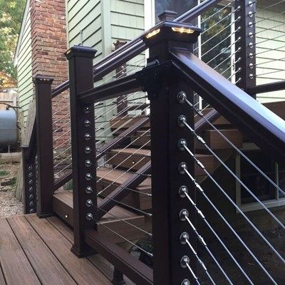Deck in Smithtown - Picture 3751