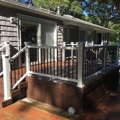 Deck in Stonybrook, NY - Picture 3752