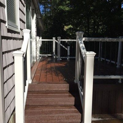 Deck in Stonybrook, NY - Picture 3758