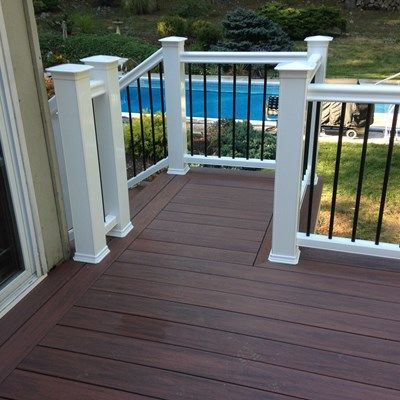 Composite Deck - Picture 3799