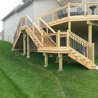 Cedar Deck - Picture 3822