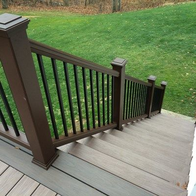 Second Story Deck - Picture 3841