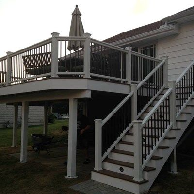 Composite Deck - Picture 3855