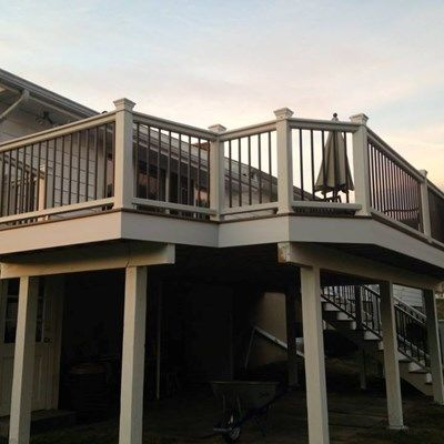 Composite Deck - Picture 3857