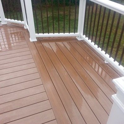 Composite Deck - Picture 3860