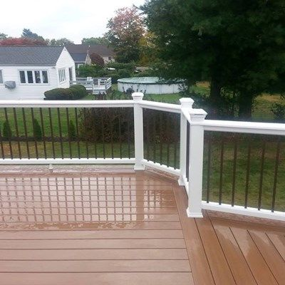 Composite Deck - Picture 3861
