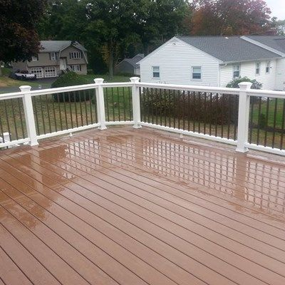 Composite Deck - Picture 3862