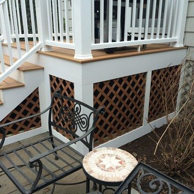 Deck/Patio Combo - Picture 3892