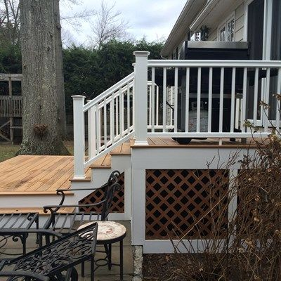 Deck/Patio Combo - Picture 3893