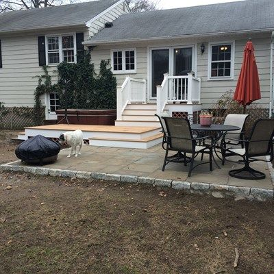 Deck/Patio Combo - Picture 3894