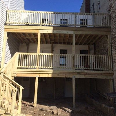 Deck in Brooklyn, NY 11222 - Picture 3984
