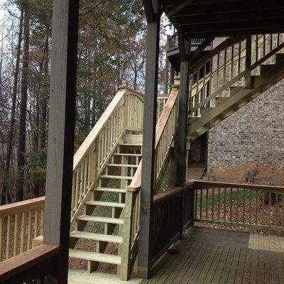 Multi-Level Deck - Picture 4037