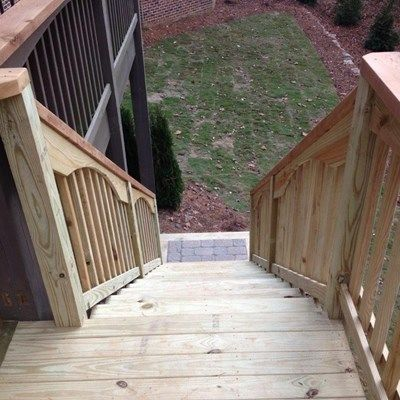 Multi-Level Deck - Picture 4039