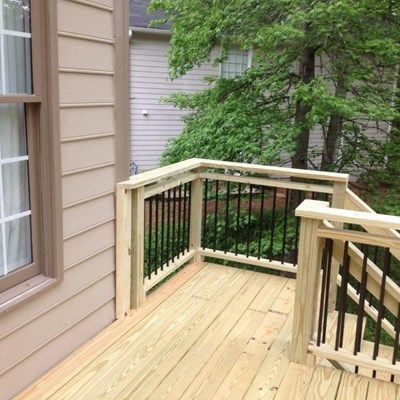 Metal Balusters - Picture 4054