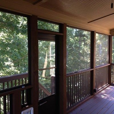 2nd Story Screen Deck - Picture 4063