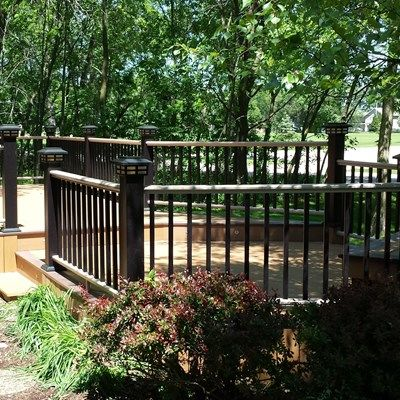 Azek Deck Pewaukee - Picture 5113