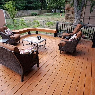 TimberTech Deck 3 - Picture 5158