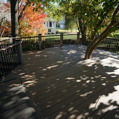 Composite Deck - Picture 5194