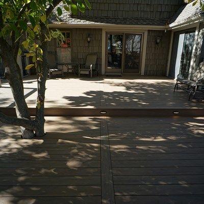 Composite Deck - Picture 5195