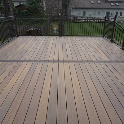 Composite Deck - Picture 5224