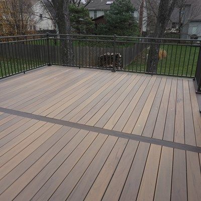Composite Deck - Picture 5225