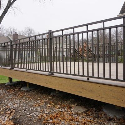 Composite Deck - Picture 5226