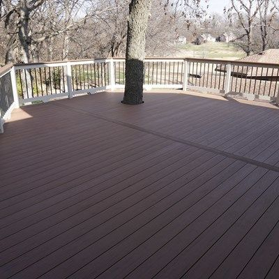 Composite Deck - Picture 5229