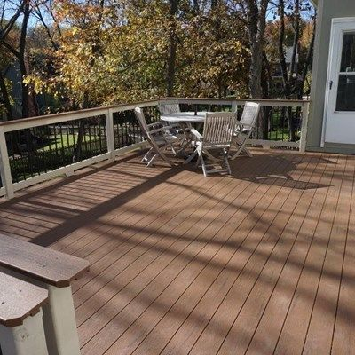 Composite Deck - Picture 5238