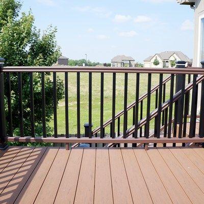 Composite Deck - Picture 5286