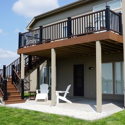 Composite Deck - Picture 5288