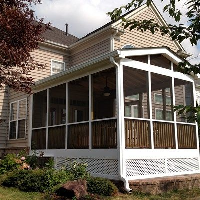 Screened Porch - Picture 6076