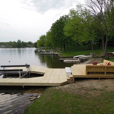 Lake Lorelei Dock - Picture 6094