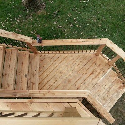 Cedar Deck - Picture 6149