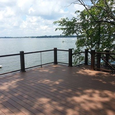 boathouse deck - Picture 6166