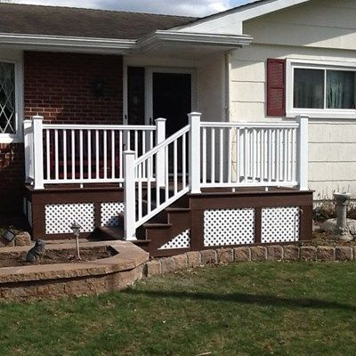 Eye Catching Front Porch - Picture 6226