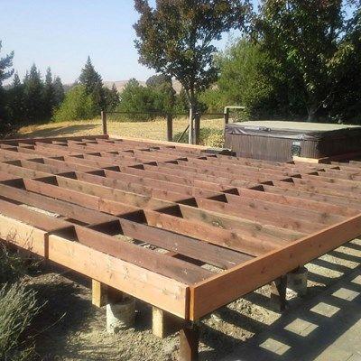 San Ramon Deck - Picture 6237