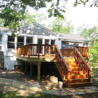 Cedar Deck - Picture 6293