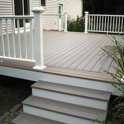 PVC Decking and Rails - Picture 6295