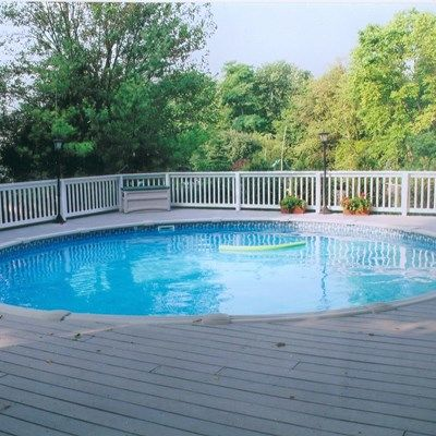 Custom pool deck - Picture 6405