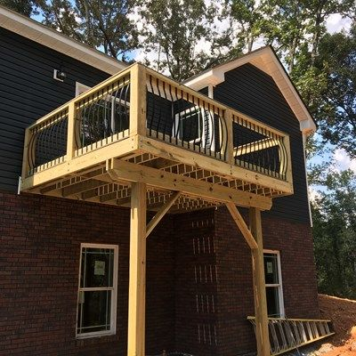 Composite Deck - Picture 6495