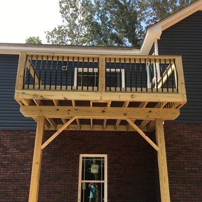 Composite Deck - Picture 6496