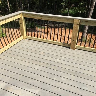 Composite Deck - Picture 6497