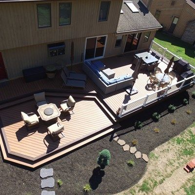 Composite Deck-1,100 square feet - Picture 6509