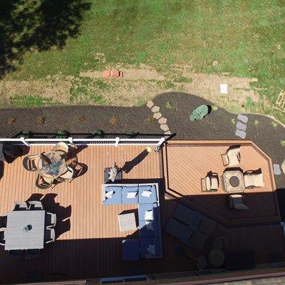 Composite Deck-1,100 square feet - Picture 6510