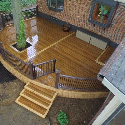 Zuri Curved Deck-Delaware - Picture 6513