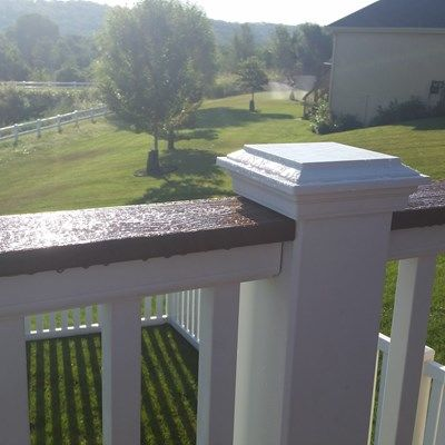 Composite Deck and Railing - Picture 6656