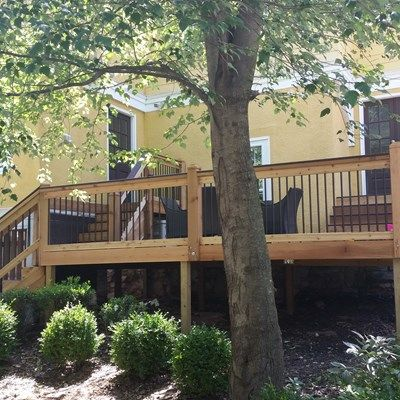 Outdoor Deck Expansion - Picture 6663