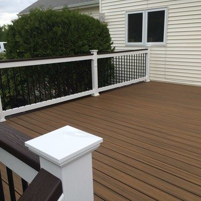 Custom deck in Millstone N.J. - Picture 6714